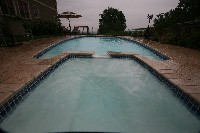 Olympus Fiberglass Pool and Spa in Ellis, KS